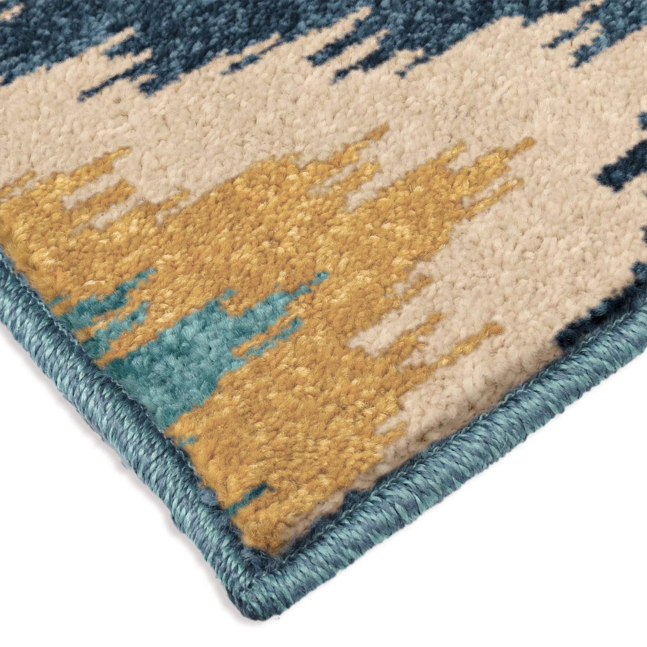 Orian Rugs Indoor Outdoor Chevron Amberwood Multi Area