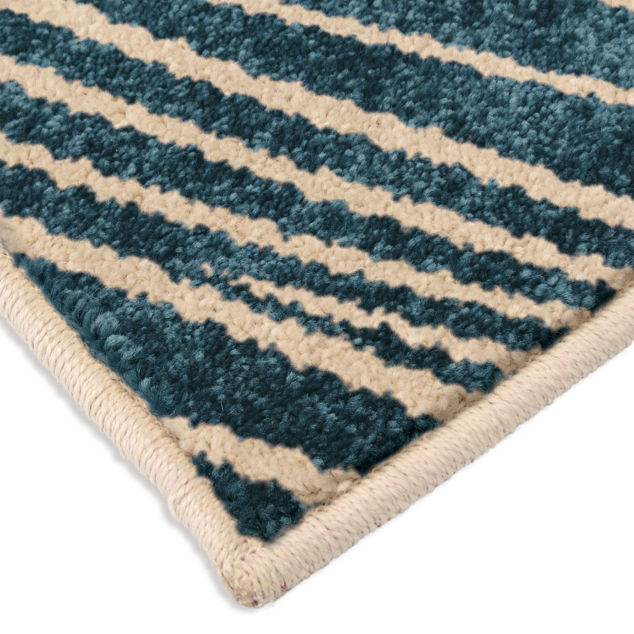 Outdoor 5x8 Area Rug: Orian Rugs Indoor/Outdoor Chevron Wendover Multi Area