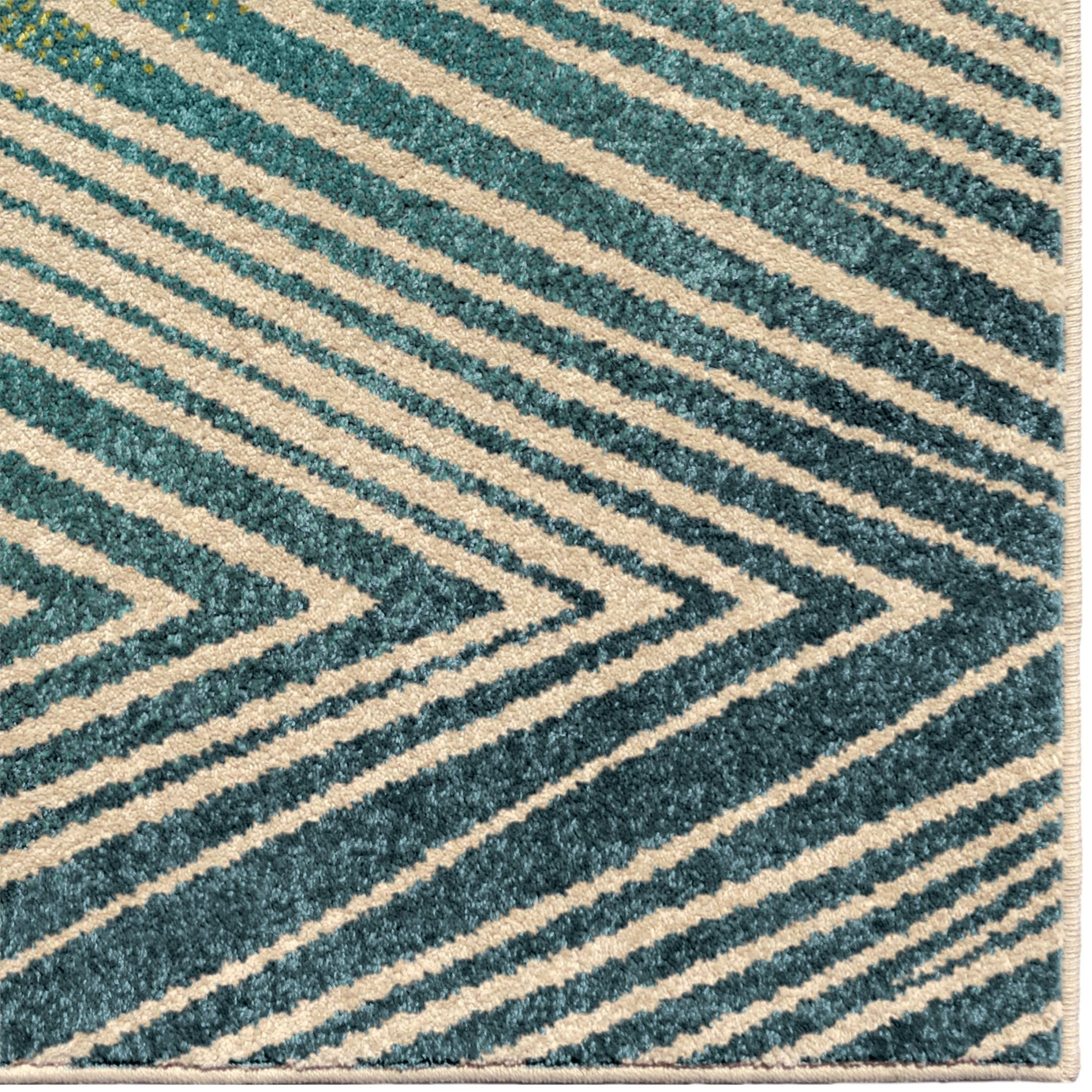 Orian Rugs Indoor Outdoor Chevron Wendover Multi Area