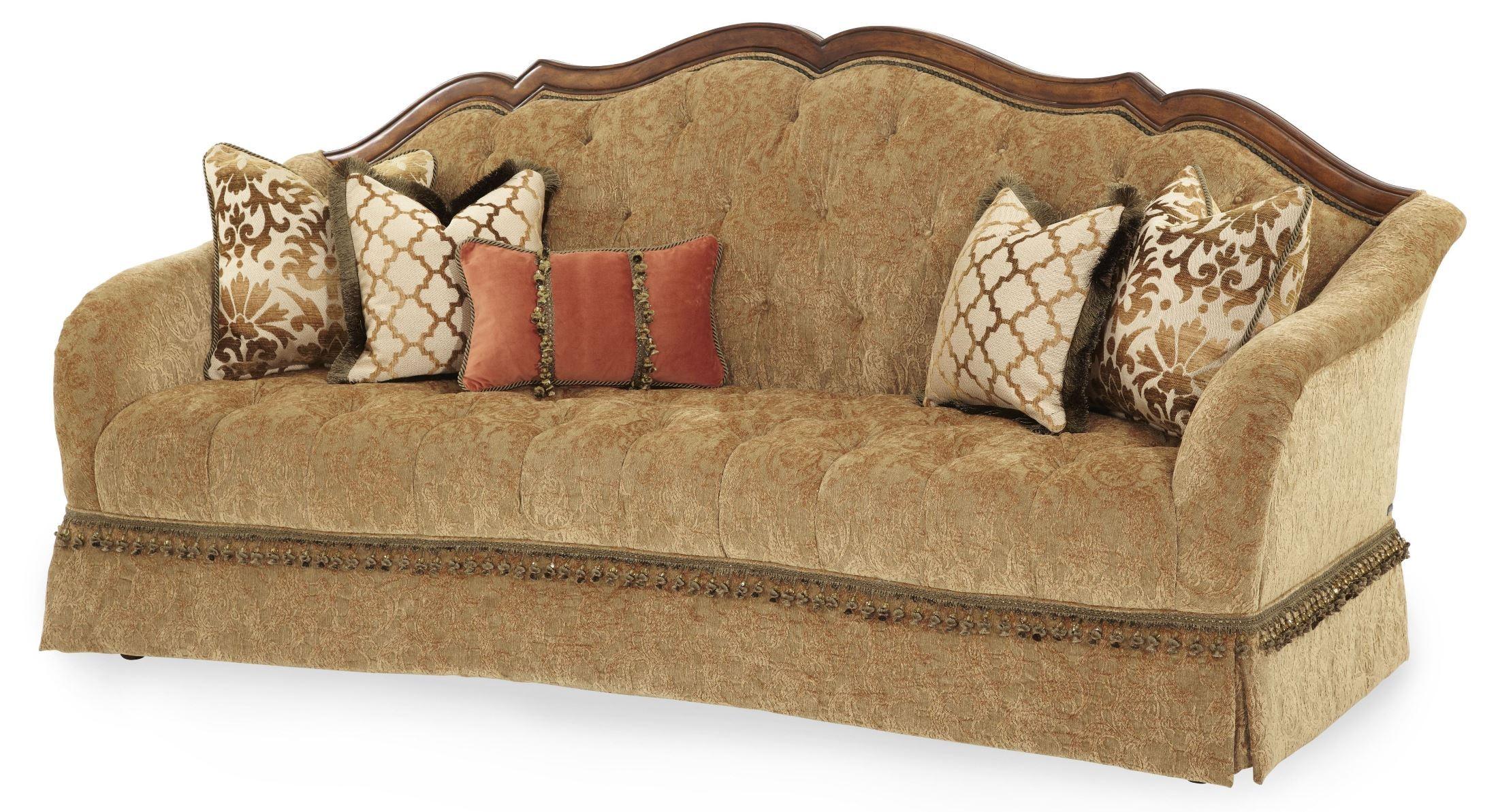 Villa valencia tufted sofa from aico 72815 green 55 - Sofas a medida valencia ...