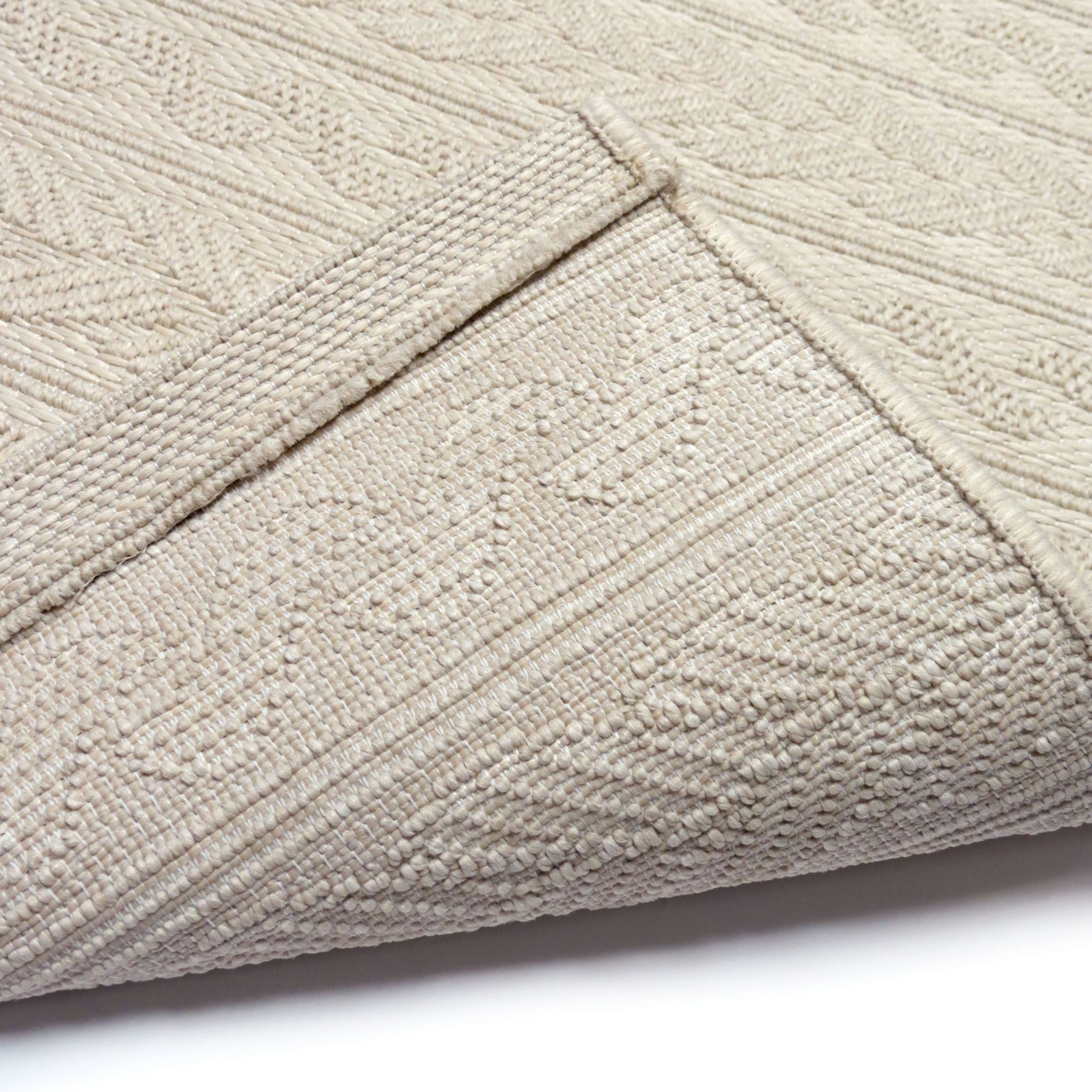 Orian Rugs Indoor Outdoor Knit Cableknots ivory Area