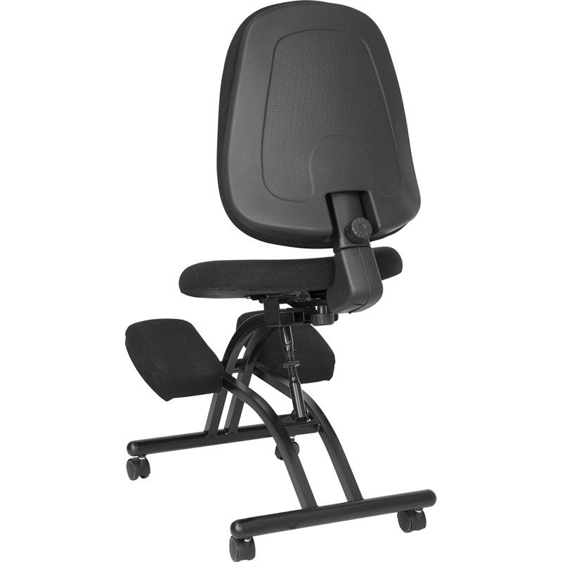 Ergonomic Kneeling Posture Office Chair With Back From