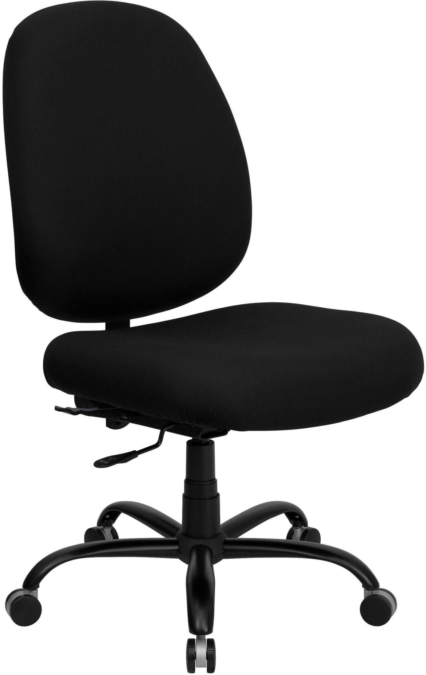 Hercules 500 Lb Capacity Big And Tall Black fice Chair
