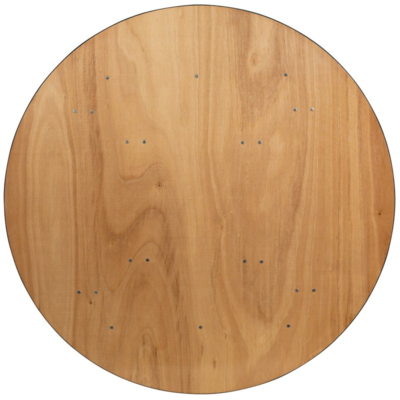 Unfinished round table top