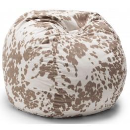 Big Joe Large Fuf Palomino Udder Madness Corduroy Bean Bag