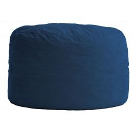 Fuf Small Blue Sky Comfort Suede Bean Bag