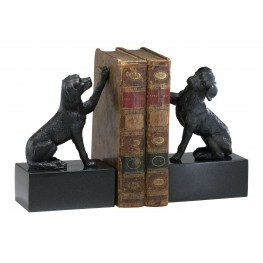 Dog Bookends Set of 2