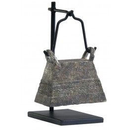 Antique Rectangular Livestock Bell