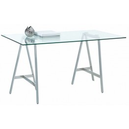 Ackler Steel Writing Desk