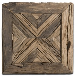 Rennick Reclaimed Wood Wall Art