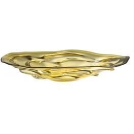 Persian Art Glass Plate