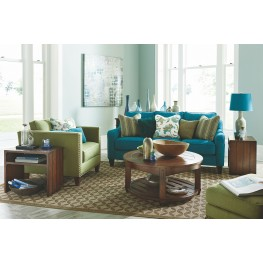 Tacoma Round Occasional Table Set