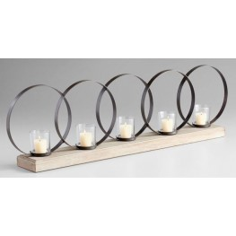 Ohhh 5 Candle Candleholder