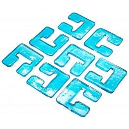 Blue Glass Links