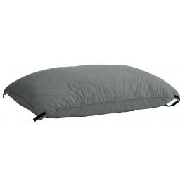 Big Joe Relax Steel Grey Comfort Suede Multipurpose Lounger