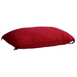 Big Joe Relax Sierra Red Comfort Suede Multipurpose Lounger