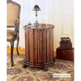 Plantation Cherry 0571024 Drum Table