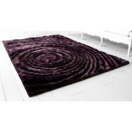Girare Arte Luxor Purple Small Rug