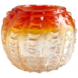 Fire Pod Small Vase