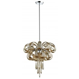 Cindy Lou Who Small Chandelier