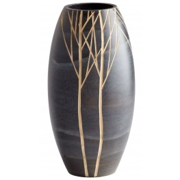 Onyx Winter Small Vase