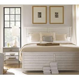 Coastal Living Resort Sail Cloth Cape Comber Panel Bedroom Set
