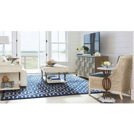 Coastal Living Resort Deck Windward Dune Occasional Table Set