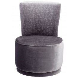 Apostrophe Silver Chair