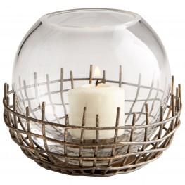 Silk Small Candleholder