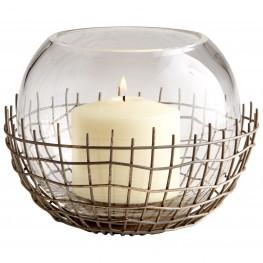 Silk Medium Candleholder