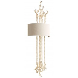 Islet Cognac Wall Sconce