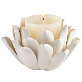 Dahlia Candleholder