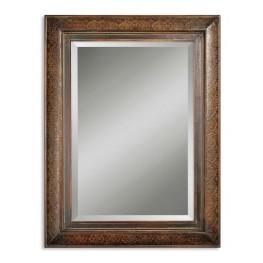 Rowena Decorative Copper Mirror