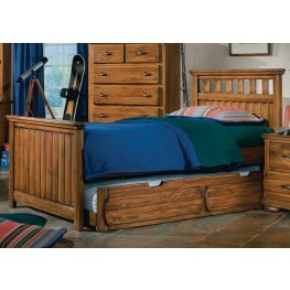 Timberline Twin Captain's Storage Bed