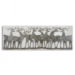 Herd Of Deer Wall Art