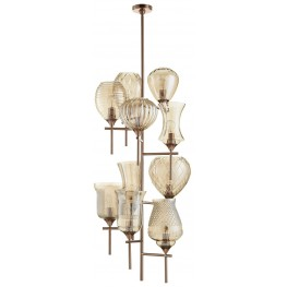 Darcey 10 Light Chandelier