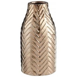 Small Herringbone Vase