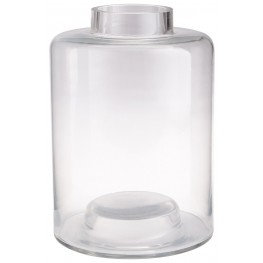 Small Wishing Well Clear Vase