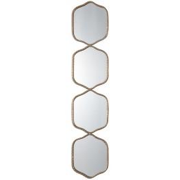 Myriam Twisted Iron Mirror