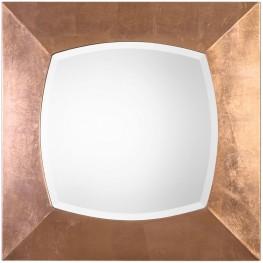 Tarvos Antiqued Copper Mirror