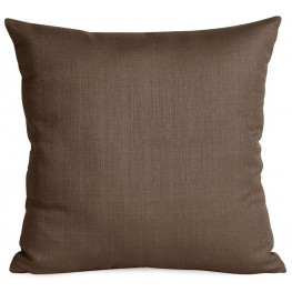 Sterling Chocolate Small Pillow