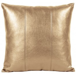 Shimmer Gold Small Pillow