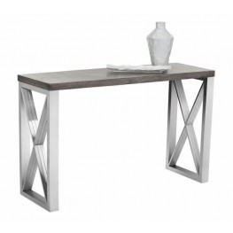 Catalan Concrete Console Table