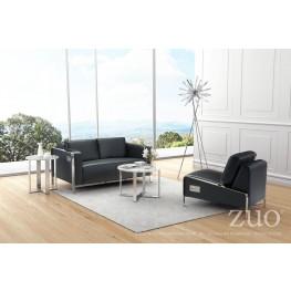 Thor Black Living Room Set