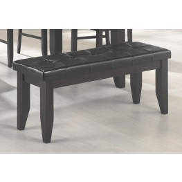 Page Dark Brown Bench