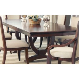 Alyssa Rectangular Extendable Dining Table