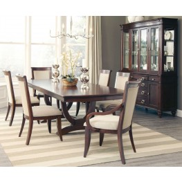 Alyssa Rectangular Extendable Dining Room Set