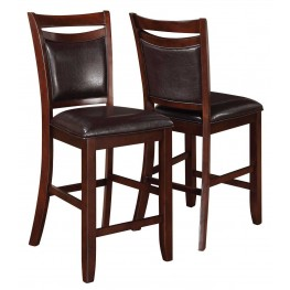 Dupree Counter Height Chair Set of 2