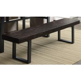 Keller Reclaimed Wood Bench