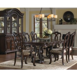 San Marino Extendable Dining Room Set